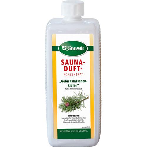 Sauna-Duftkonzentrat Gebirgslatschenkiefer 1 l
