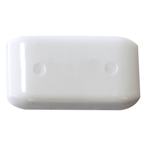 Schlüsselkapsel o. Nr. für Perlon-Bänder