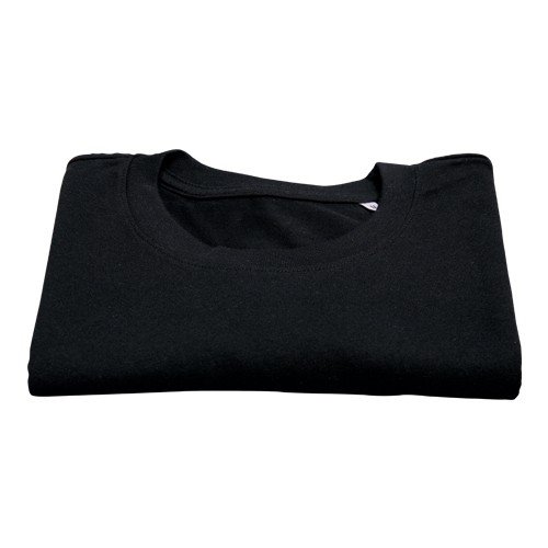 Herren T-Shirt, schwarz -  Gr.: L