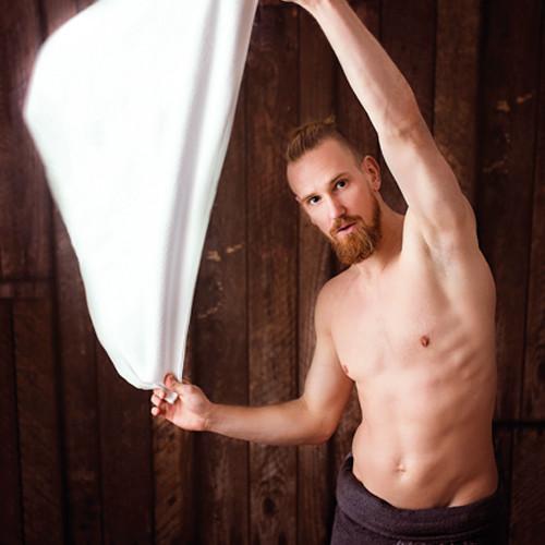 Magic Towel Wedeltuch 370 g/m² - weiß