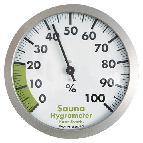 Sauna-Hygrometer, 120 mm Durchmesser