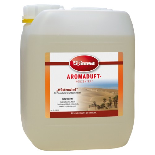 Aroma-Duftkonzentrat Wüstenwind 5 l