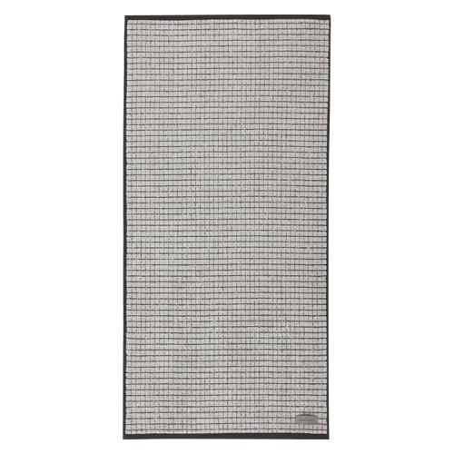 Handtuch 50x100cm-Kästchenstruktur