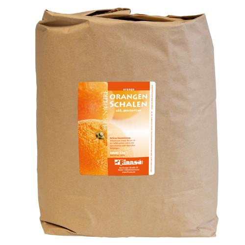 Orangenschalen süss geschnitten 3 kg