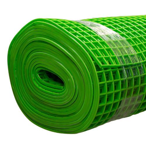 Gitter-Bodenmatte grün 80cm/10m Rolle