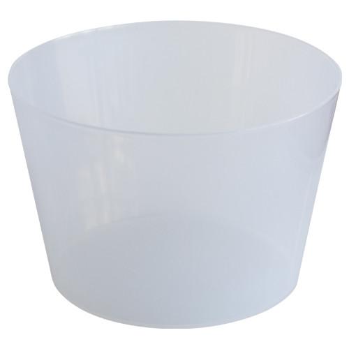 Kunststoff-Einsatz milchig 4,5 l, für Kübel 9050