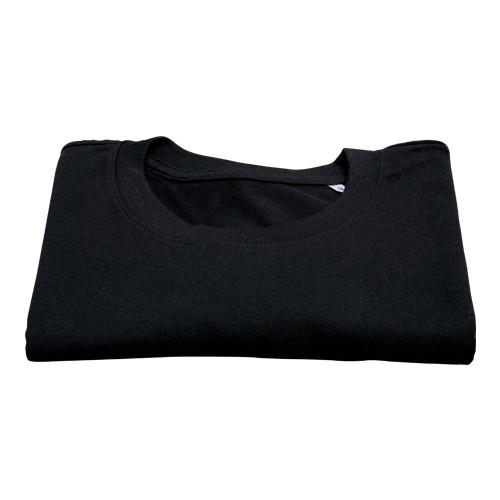 Herren T-Shirt, schwarz -  Gr.: M