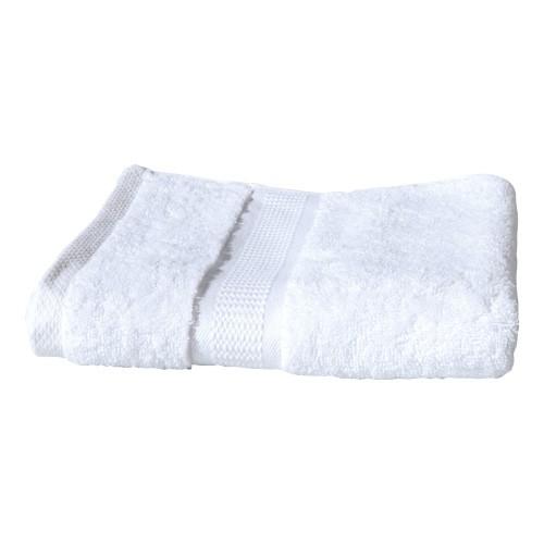 Duschtuch 70 x 140 cm, Farbe: weiß