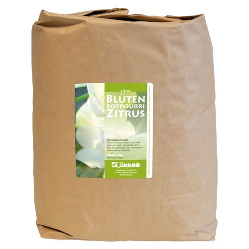 Blütenpotpourri Zitrus 3 kg