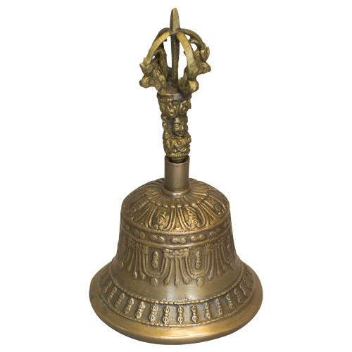 Ghanta-Glocke, ca. 14 cm hoch