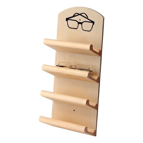 Brillenablage Classic I, 4 Brillen, Ablagen Kiefer