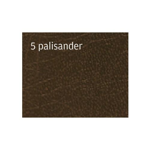 Kunstleder-Halbrolle - Farbe: palisander