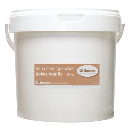 Aqua-Peeling-Zucker Kokos-Vanille, 10kg