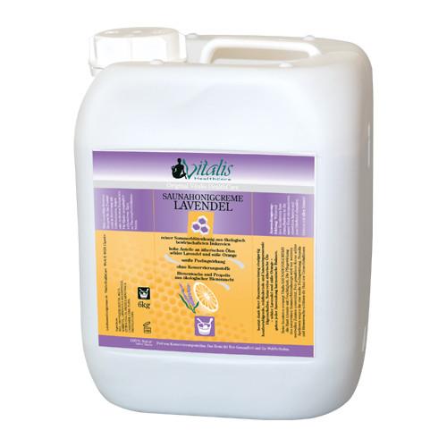 Saunahonigcreme - Lavendel 6kg Kanister (4,8 l)