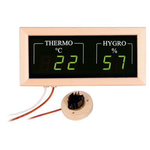 Elektronisches Sauna-Thermo-Hygrometer