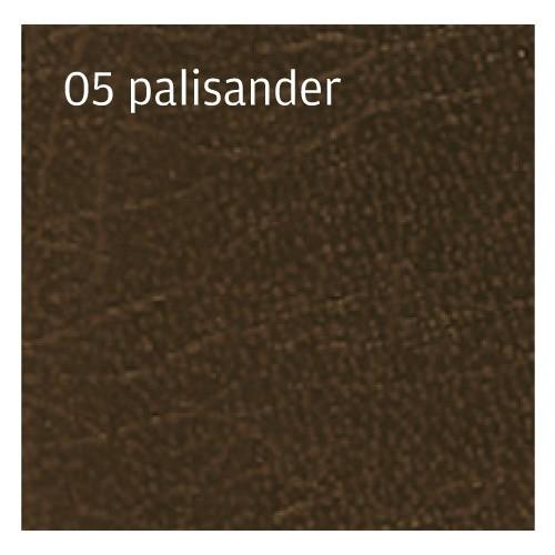 Kunstleder-Auflage - Farbe: palisander