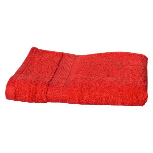 Liegetuch 70 x 200 cm, Farbe: rot