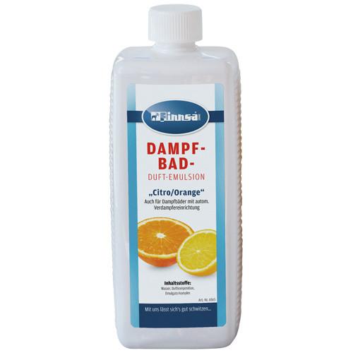 Dampfbadduftemulsion Citro/Orange 1 l