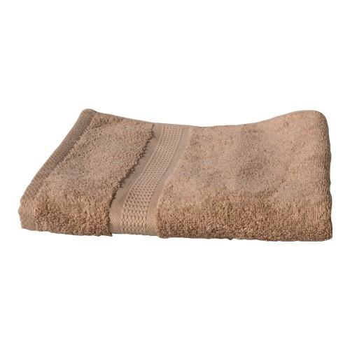 Handtuch 50 x 100 cm, Farbe: camel