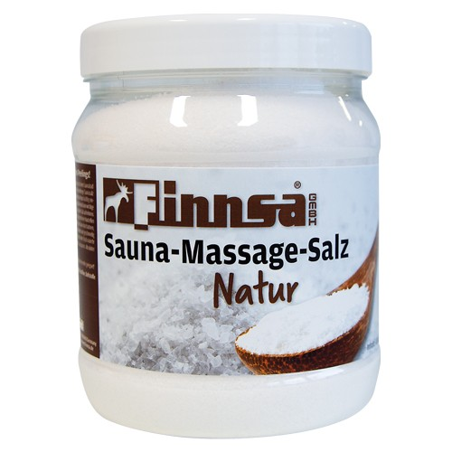 Sauna-Salz natur, 1000 g Dose