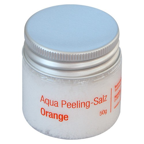 Aqua-Peeling-Salz Orange, 50g