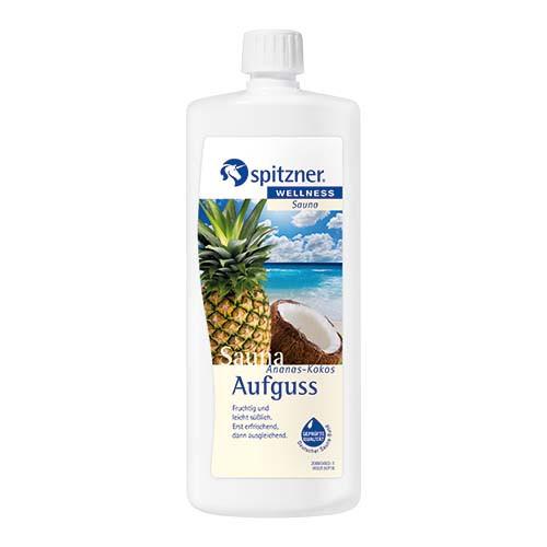 Spitzner Sauna-Duftkonzentrat Ananas-Kokos 1 l