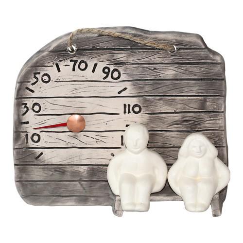 Thermometer aus Keramik