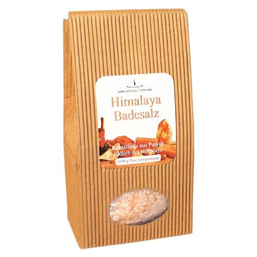 Himalaya* Badesalz 1000g-Granulat 1-3mm