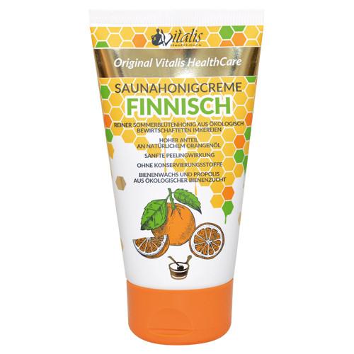 Saunahonigcreme - Finnisch 150g Tube(120 ml)