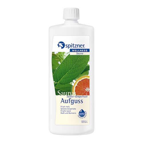 Spitzner Sauna-Duftkonz. Salbei-Grapefruit 1 l