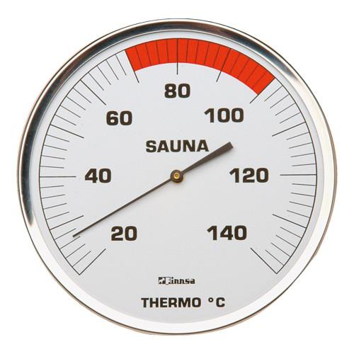 Sauna-Thermometer 130 mm -Klassik-