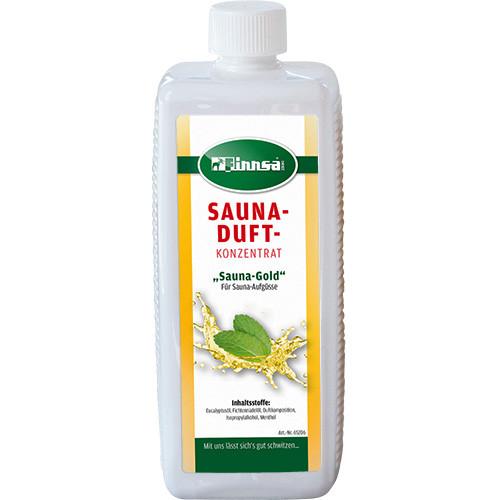 Sauna-Duftkonzentrat Sauna-Gold 1 l