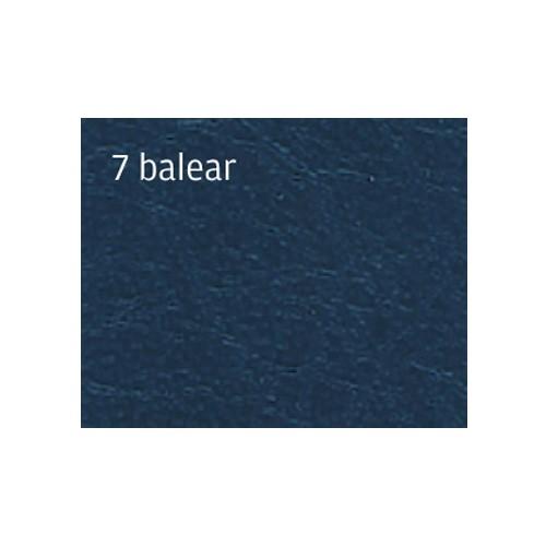 Kunstleder-Halbrolle - Farbe: balear