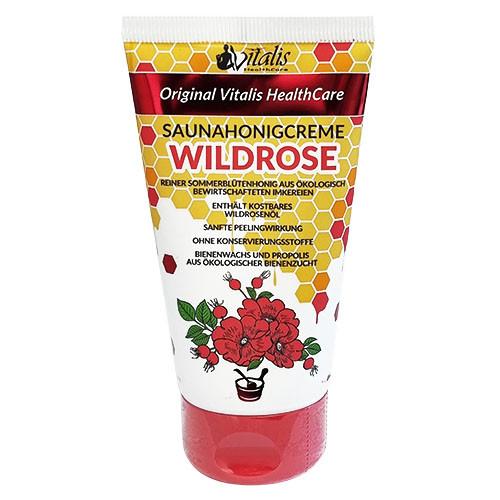 Saunahonigcreme - Wildrose 150g Tube (120 ml)
