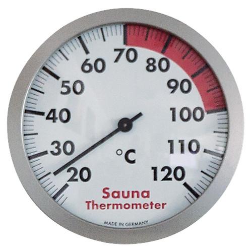 Sauna-Thermometer, 120 mm Durchmesser