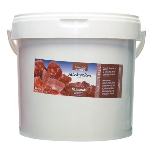 Sole-Salzbrocken, 12 kg Eimer