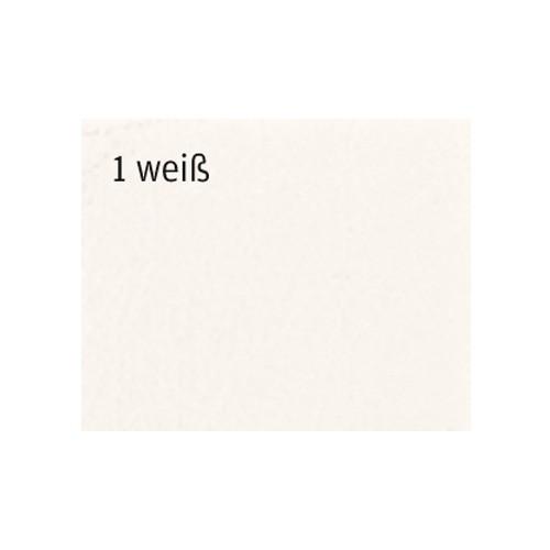 Kunstleder-Auflage - Farbe: weiß