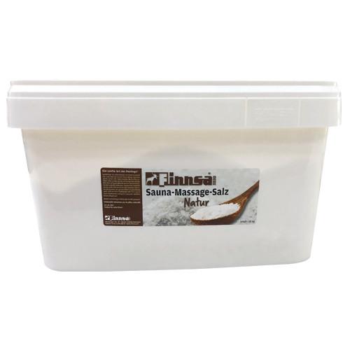 Sauna-Salz natur, 10 kg Eimer