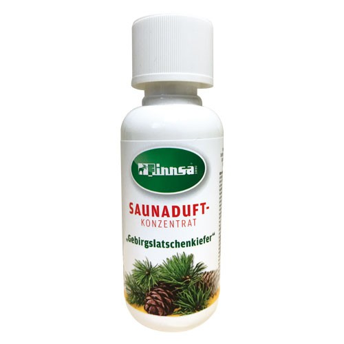 Sauna-Duftkonzentrat Gebirgslatschenkiefer 0,1 l