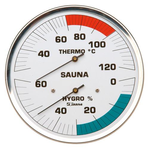 Sauna-Hygrotherm 130 mm -Klassik-