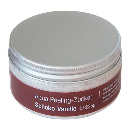 Aqua-Peeling-Zucker Schoko-Vanille, 225g